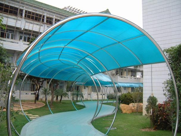 Polycarbonate Sheeting Polycarbonate Corrugated Roof